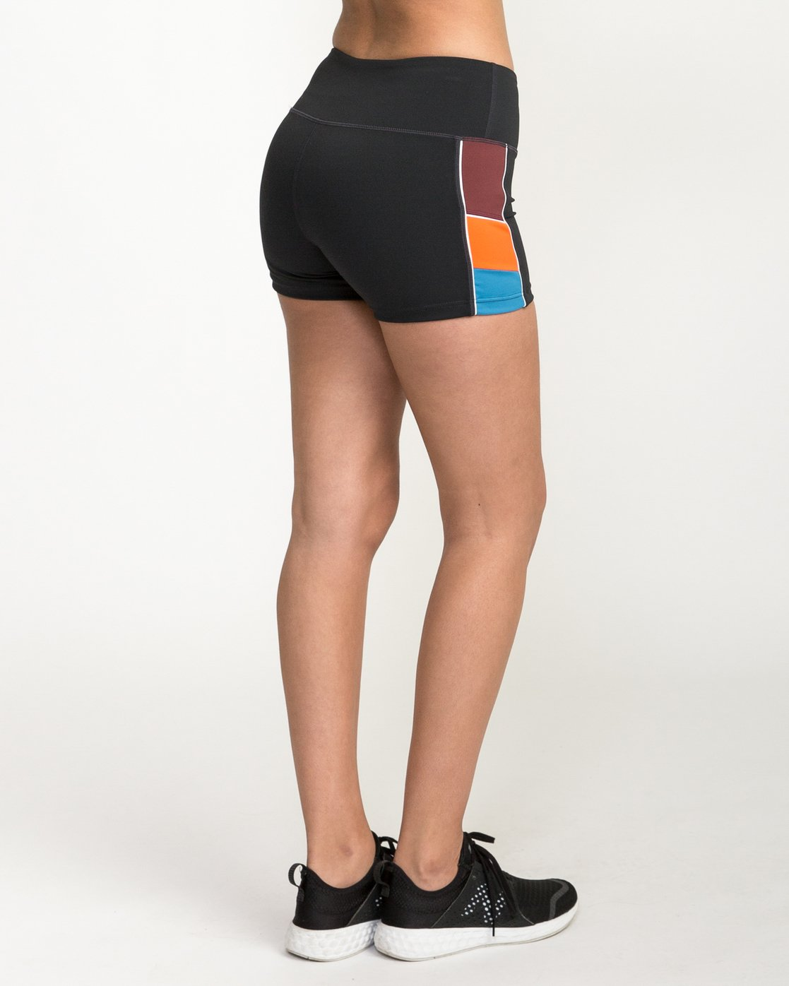 5 VA Fitted Short Multicolor TQ51QRSH RVCA