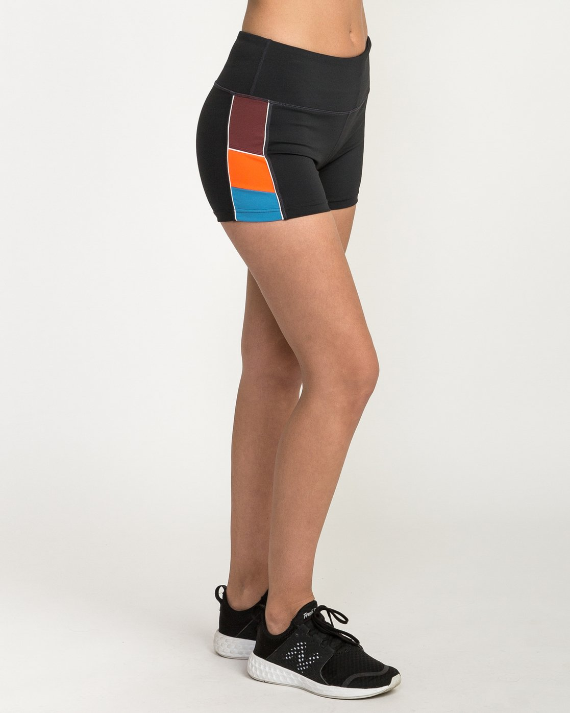 6 VA Fitted Short Multicolor TQ51QRSH RVCA