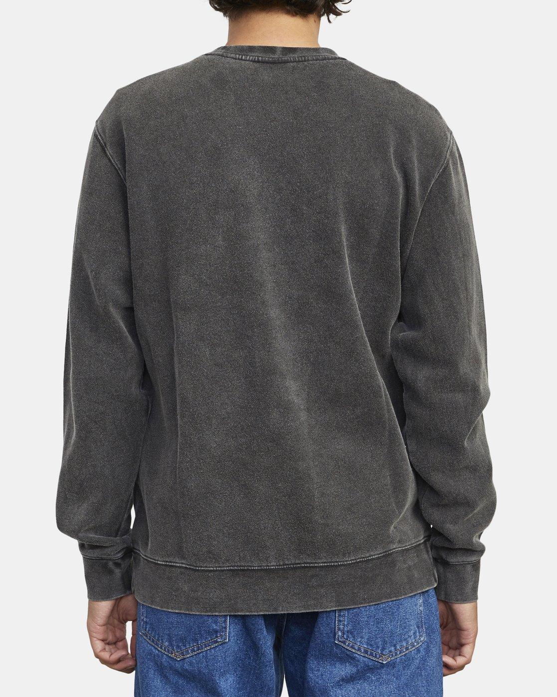 4 Tonally - Sweatshirt for Men Black U1CRRBRVF0 RVCA