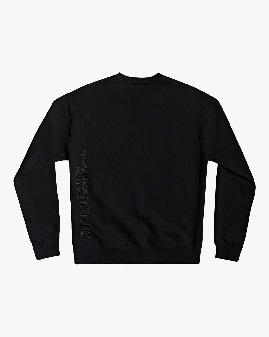 1 DPM - Sweatshirt for Men Black U1CRRFRVF0 RVCA