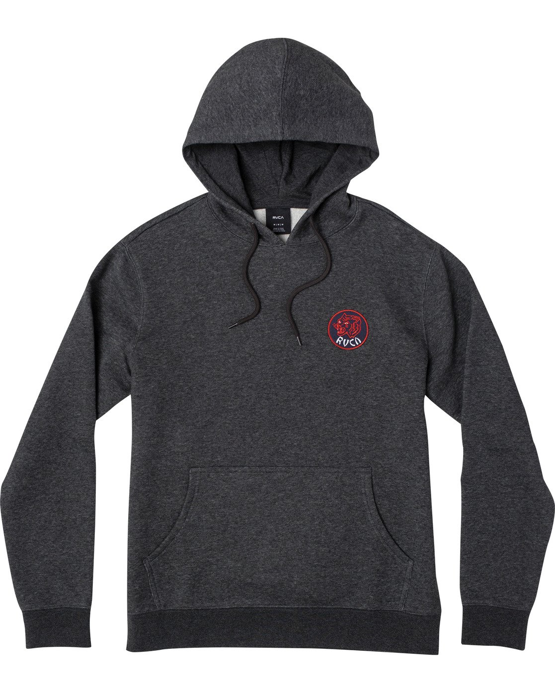 0 Dynasty - Hoodie for Men Grey U1HORBRVF0 RVCA