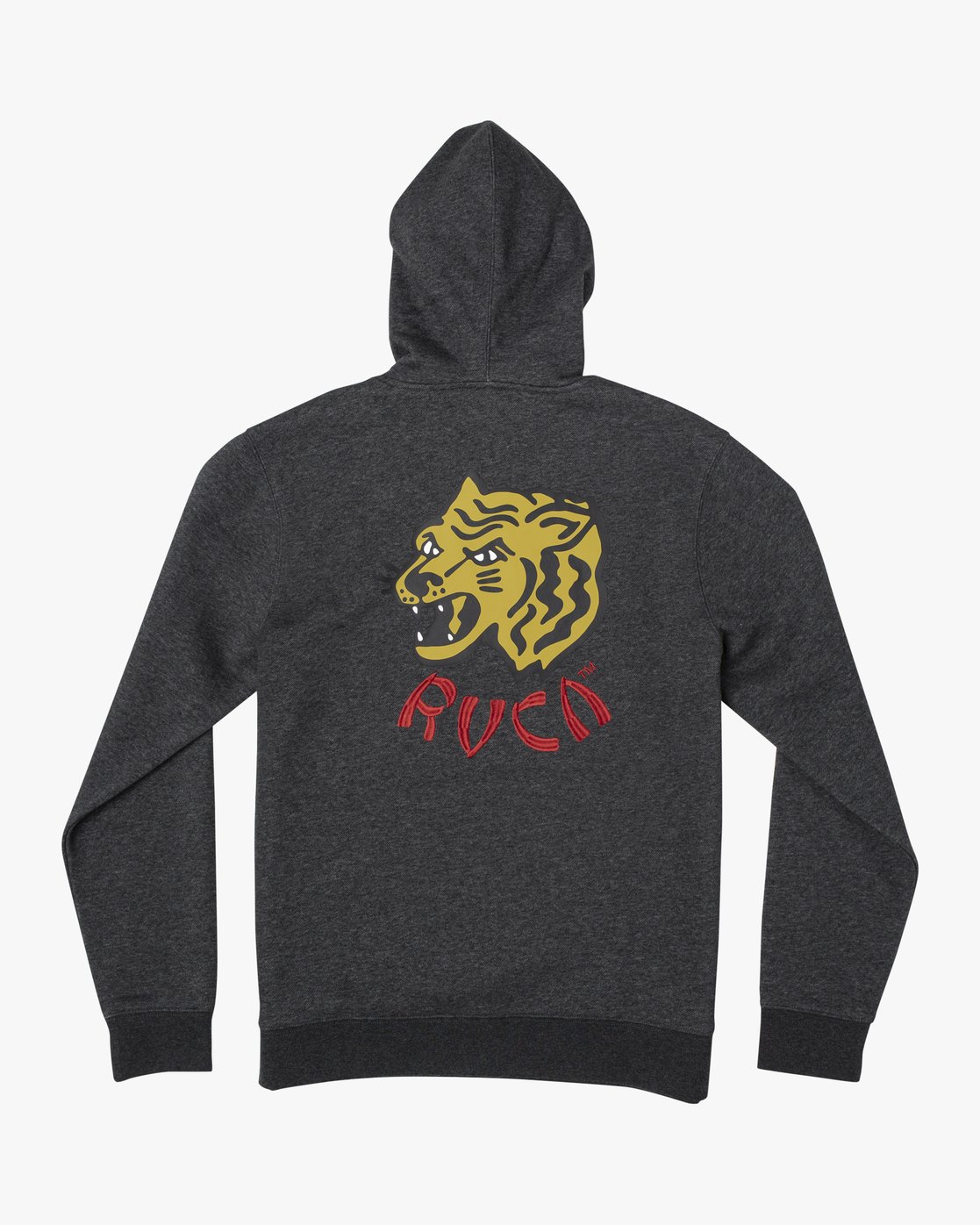 3 Dynasty - Hoodie for Men Grey U1HORBRVF0 RVCA