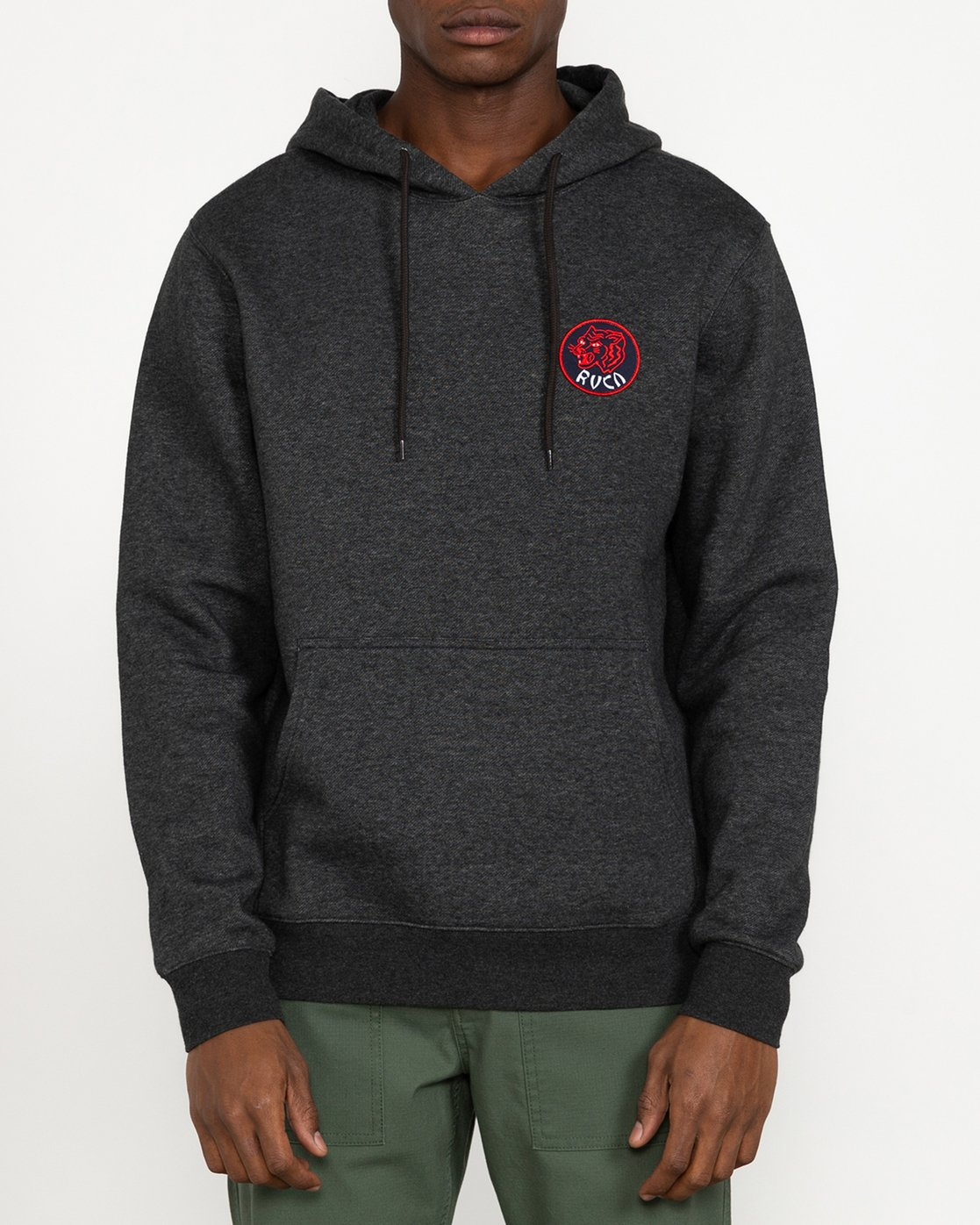 8 Dynasty - Hoodie for Men Grey U1HORBRVF0 RVCA