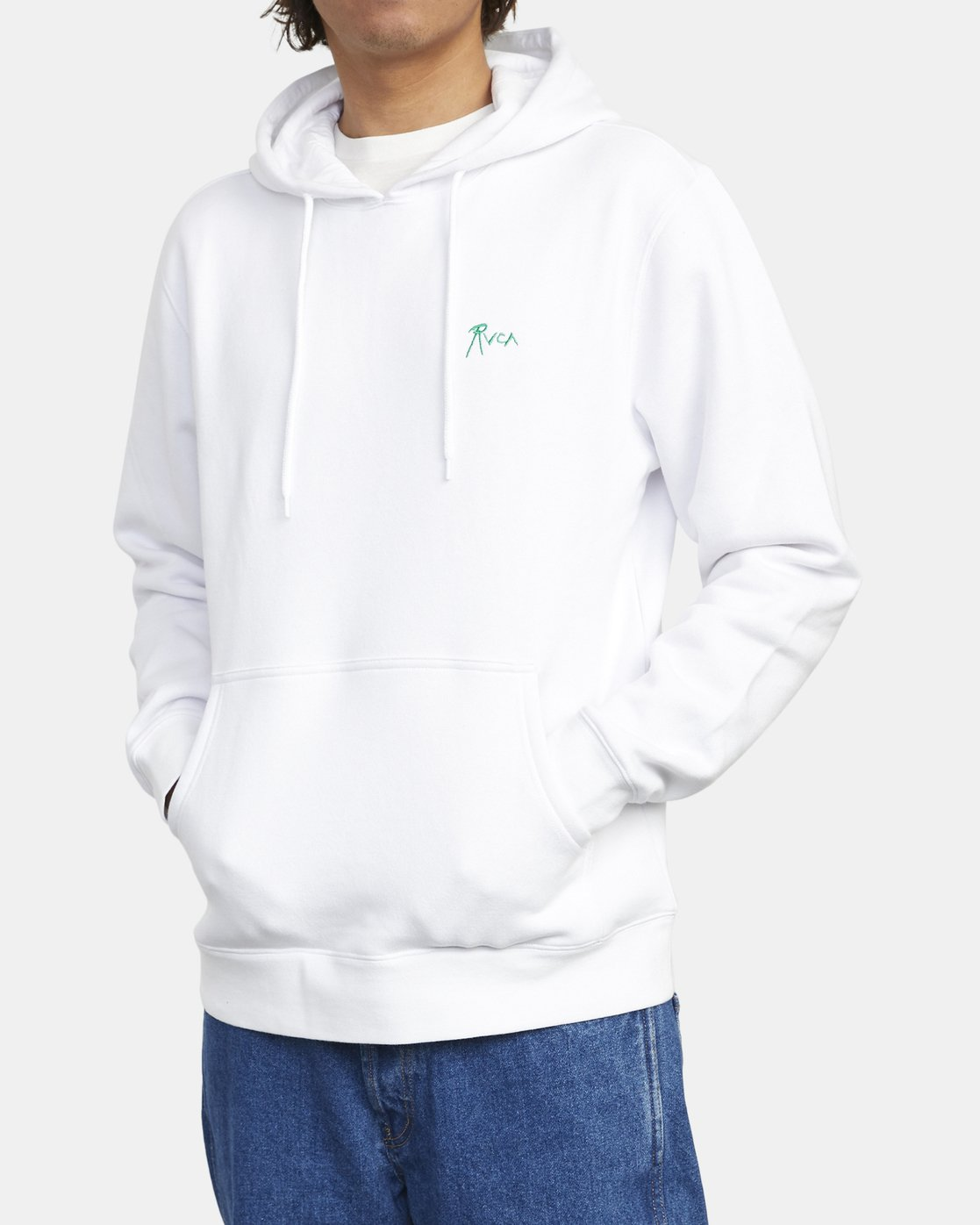 6 Stacey Rozich The Gorgeous Hussy - Hoodie for Men White U1HORCRVF0 RVCA