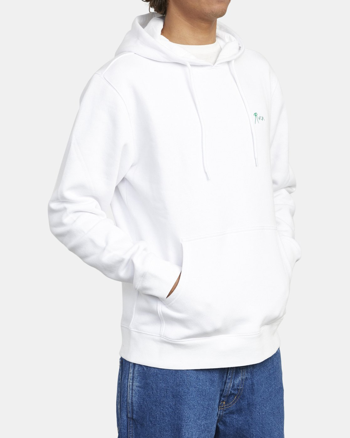 7 Stacey Rozich The Gorgeous Hussy - Hoodie for Men White U1HORCRVF0 RVCA