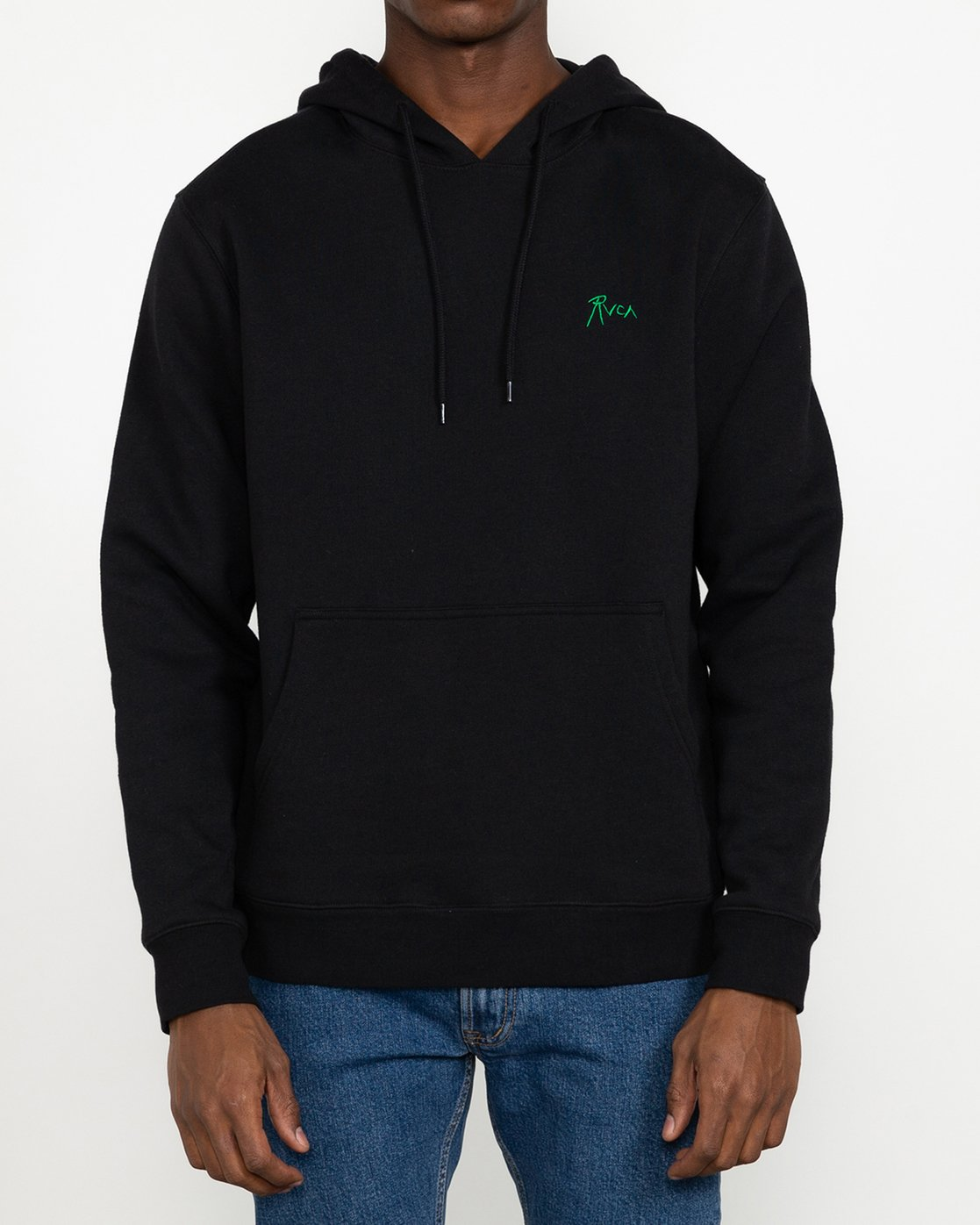 2 Stacey Rozich The Gorgeous Hussy - Hoodie for Men Black U1HORCRVF0 RVCA