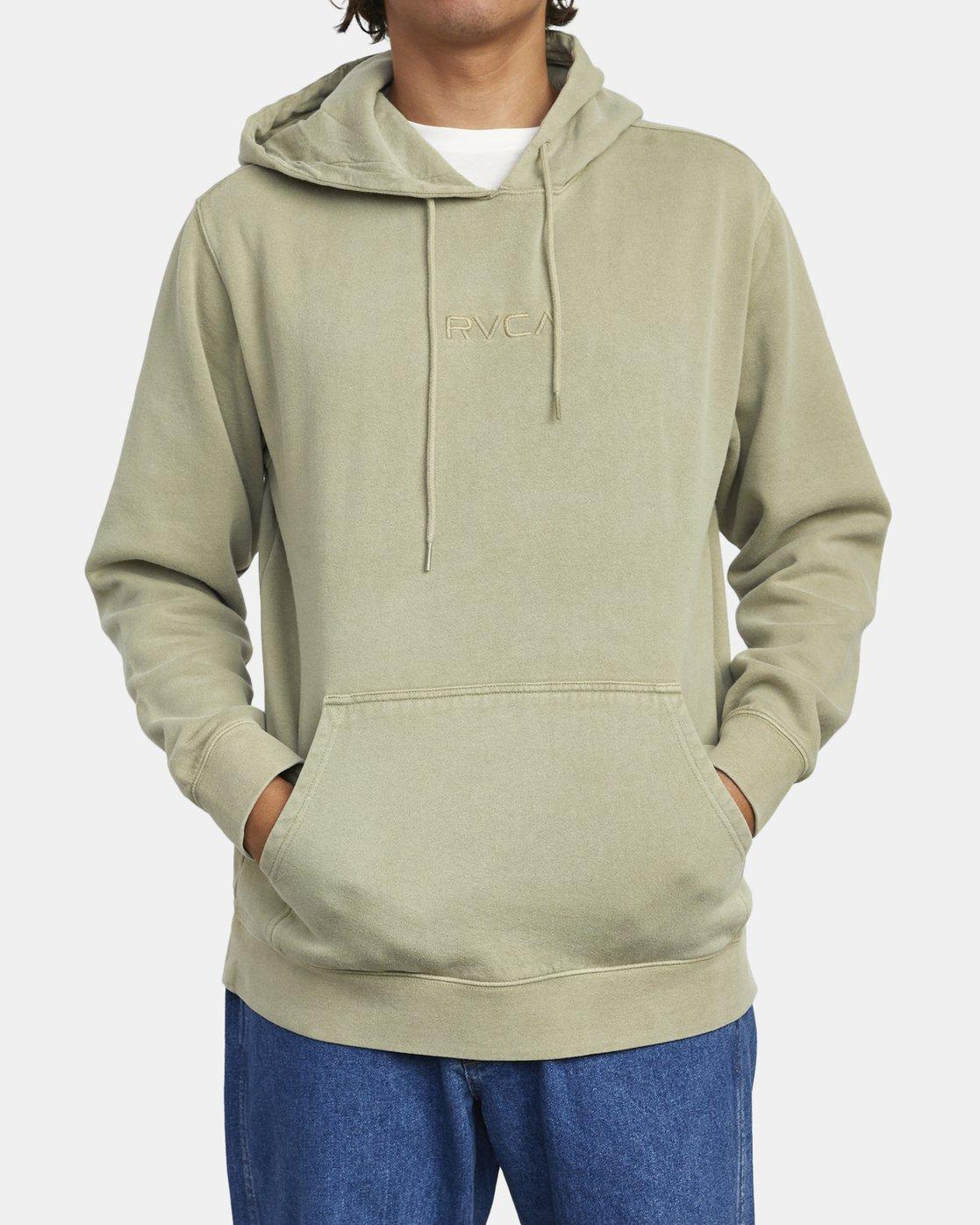 1 Tonally II - Hoodie for Men  U1HORJRVF0 RVCA