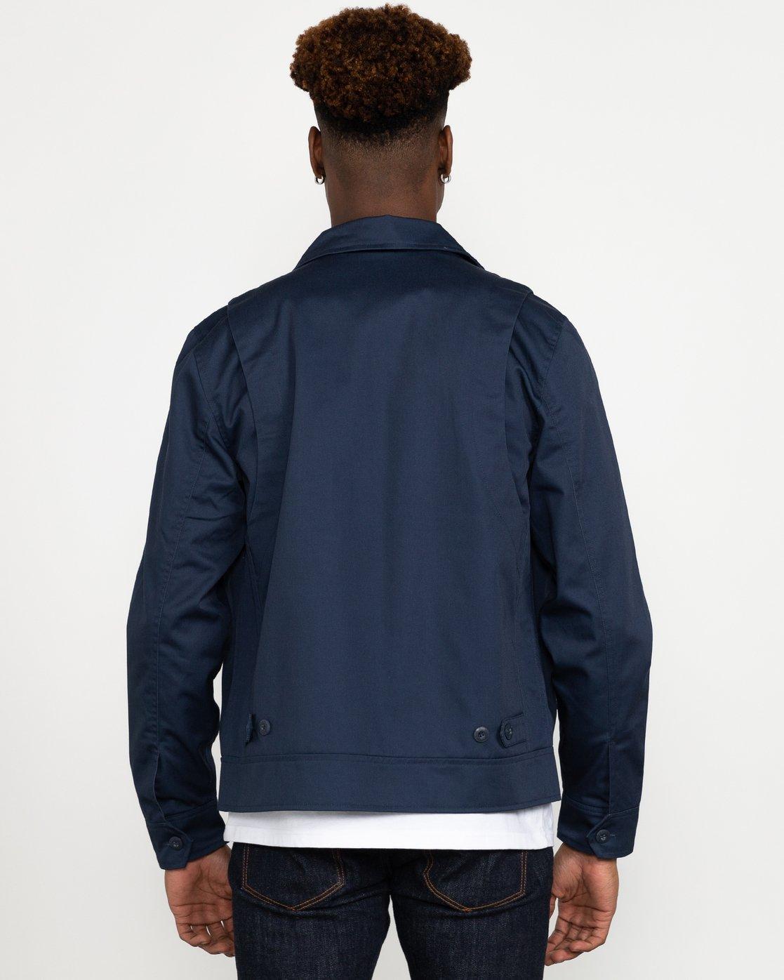 10 Service - Jacket for Men  U1JKRCRVF0 RVCA