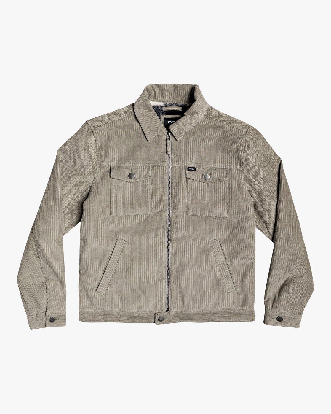 2 Easy Trucker Ii - Trucker Jacket for Men  U1JKRPRVF0 RVCA