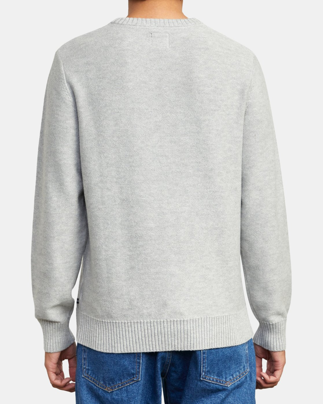 5 Witz Marl - Jumper for Men White U1JPRBRVF0 RVCA
