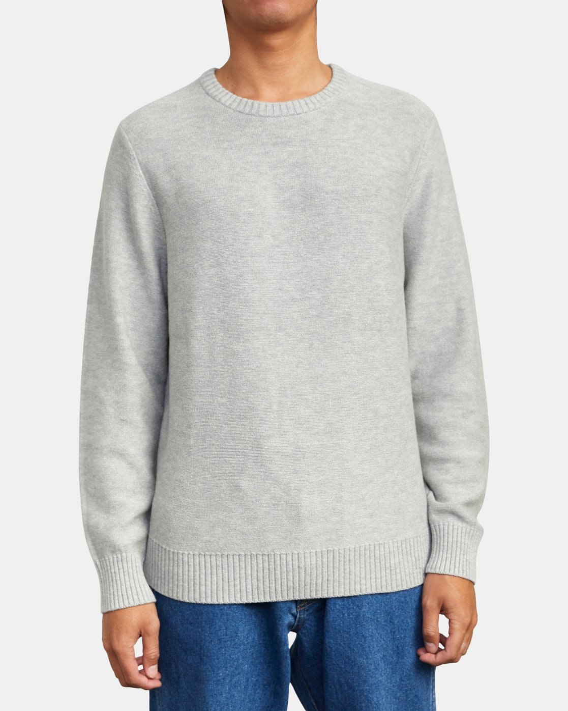 1 Witz Marl - Jumper for Men White U1JPRBRVF0 RVCA