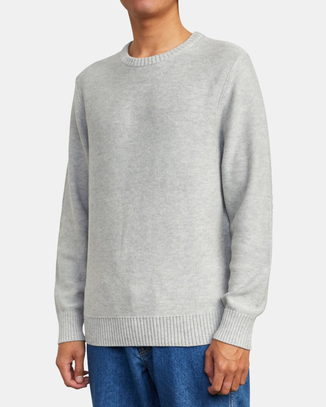 3 Witz Marl - Jumper for Men White U1JPRBRVF0 RVCA