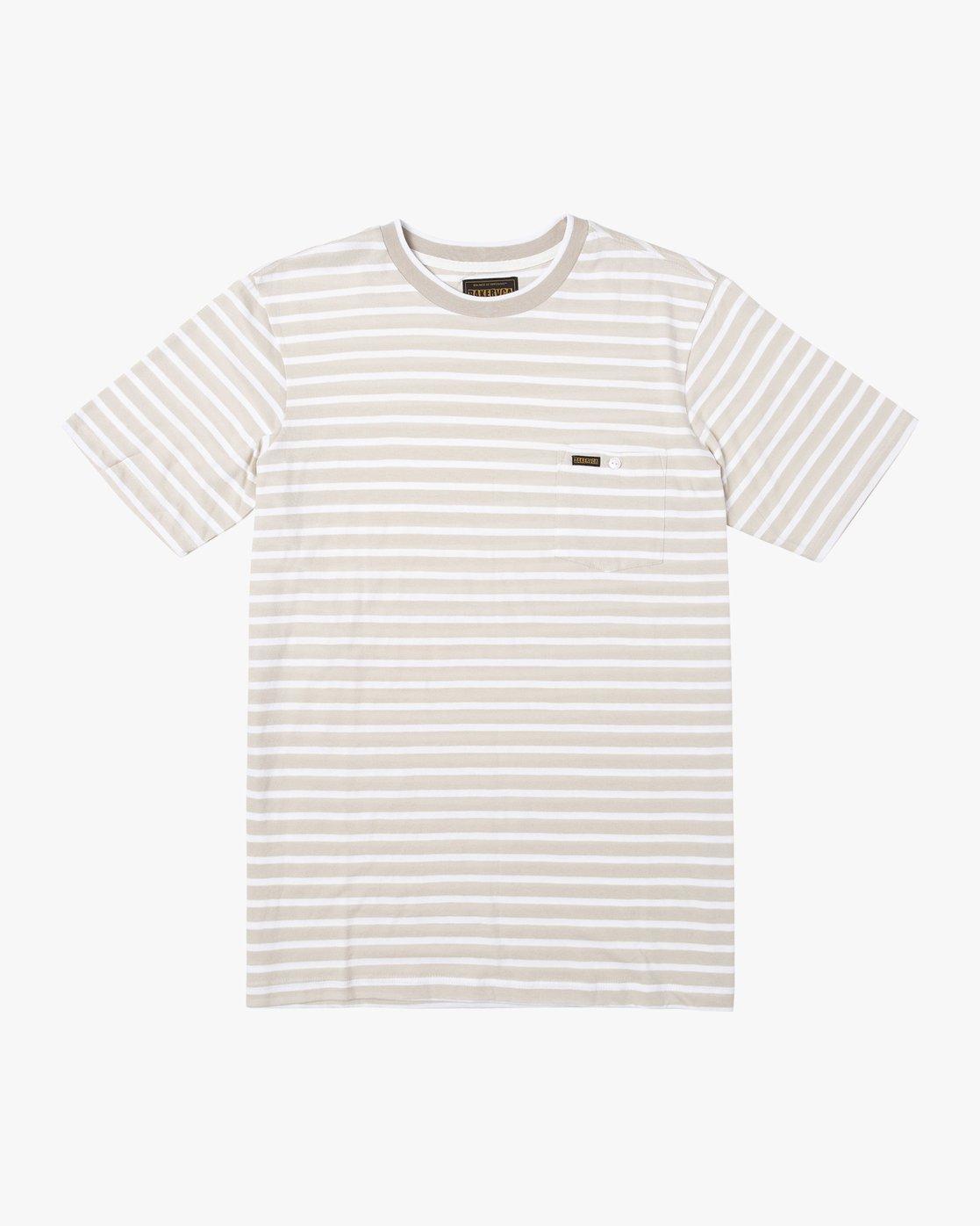0 Baker - T-shirt pour Homme  U1KTVBRVF0 RVCA