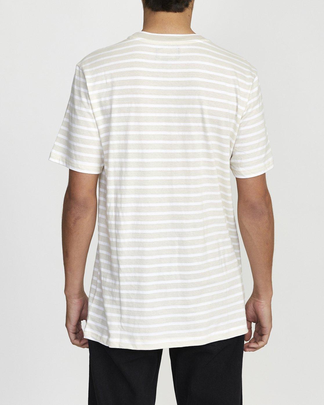 2 Baker - T-shirt pour Homme  U1KTVBRVF0 RVCA