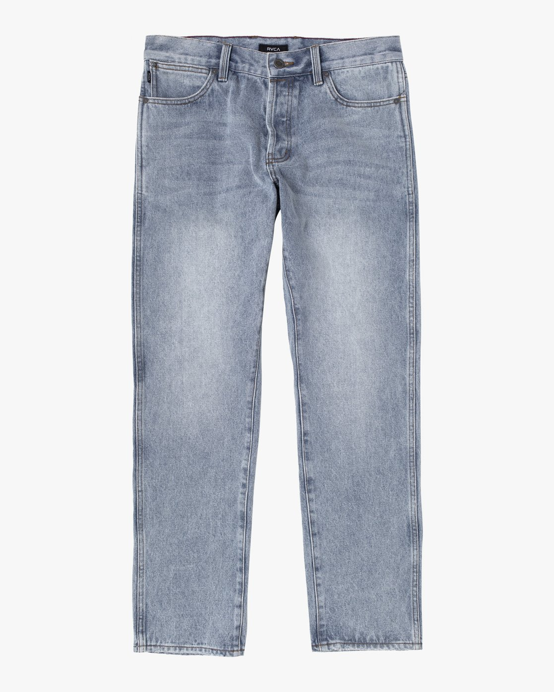 7 Weekend - Straight Fit Jeans for Men  U1PNRJRVF0 RVCA