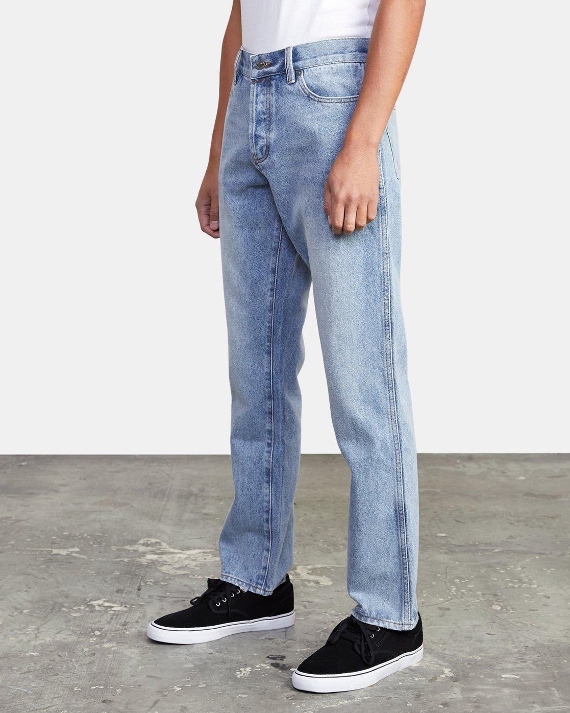 2 Weekend - Straight Fit Jeans for Men  U1PNRJRVF0 RVCA