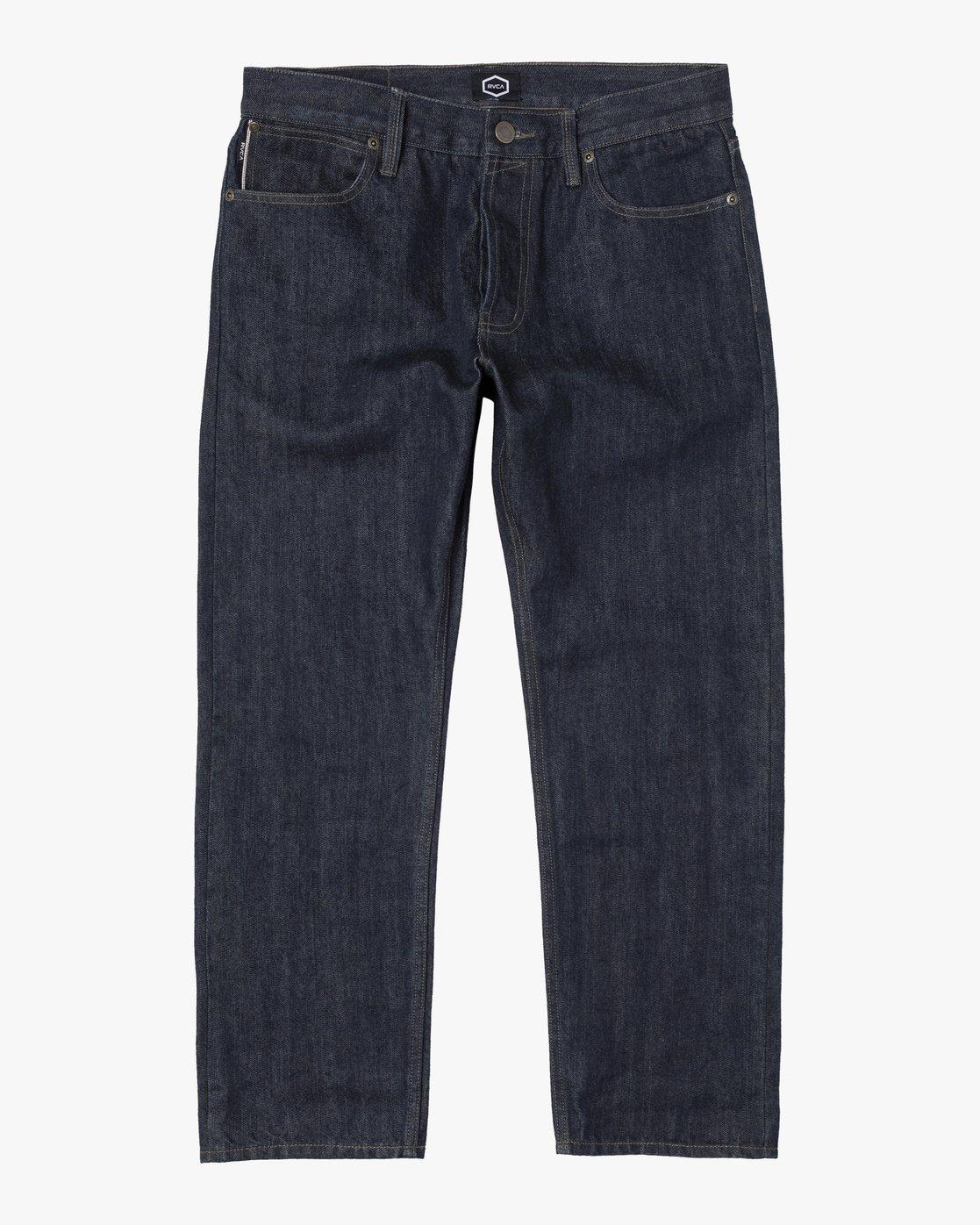7 New Dawn - Straight Fit Jeans for Men  U1PNRNRVF0 RVCA
