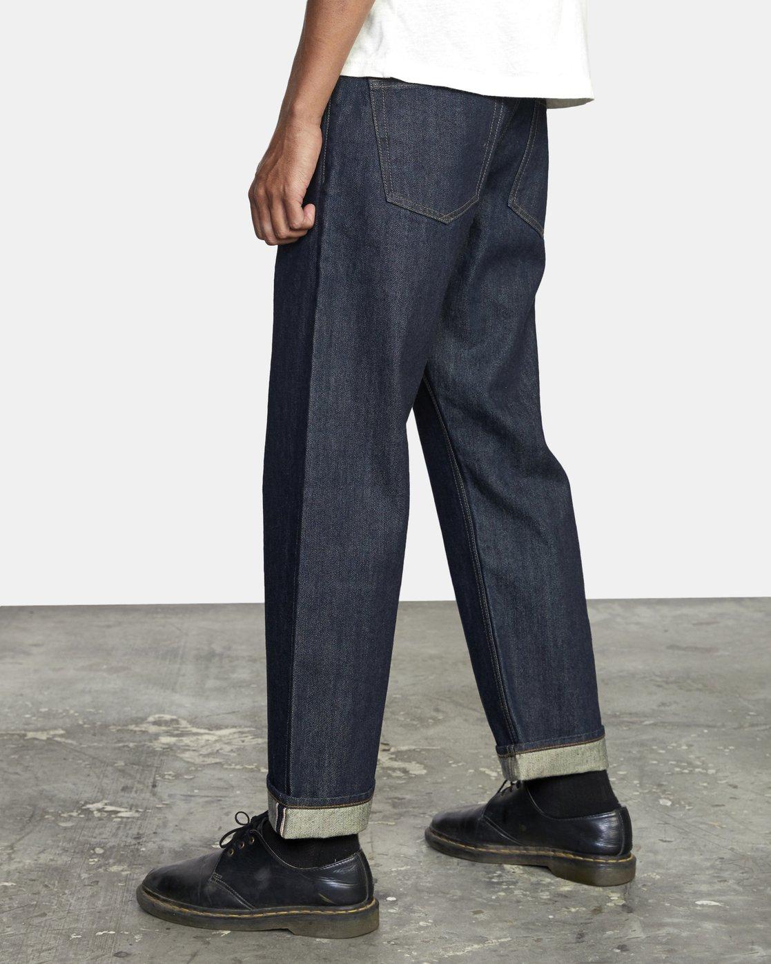 3 New Dawn - Straight Fit Jeans for Men  U1PNRNRVF0 RVCA