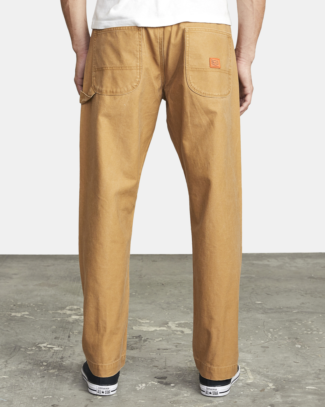 5 Chainmail - Hose mit Relaxed Fit für Männer Gelb U1PTRERVF0 RVCA