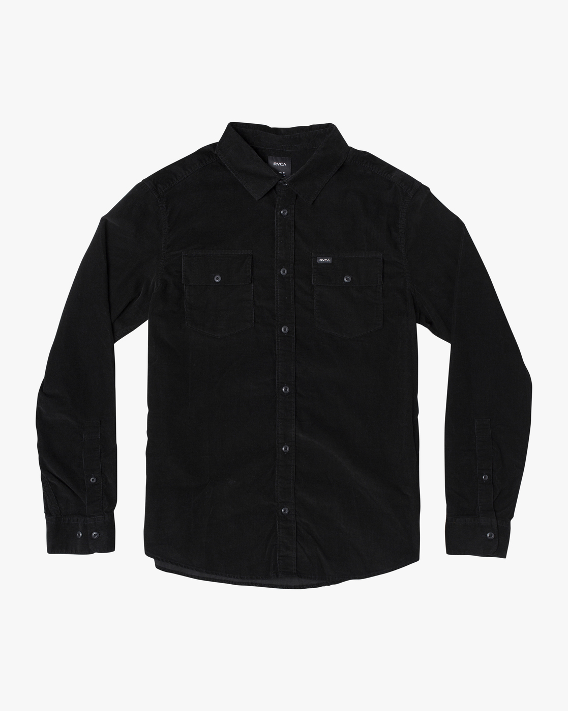 1 Freeman - Long Sleeve Shirt for Men Black U1SHRQRVF0 RVCA