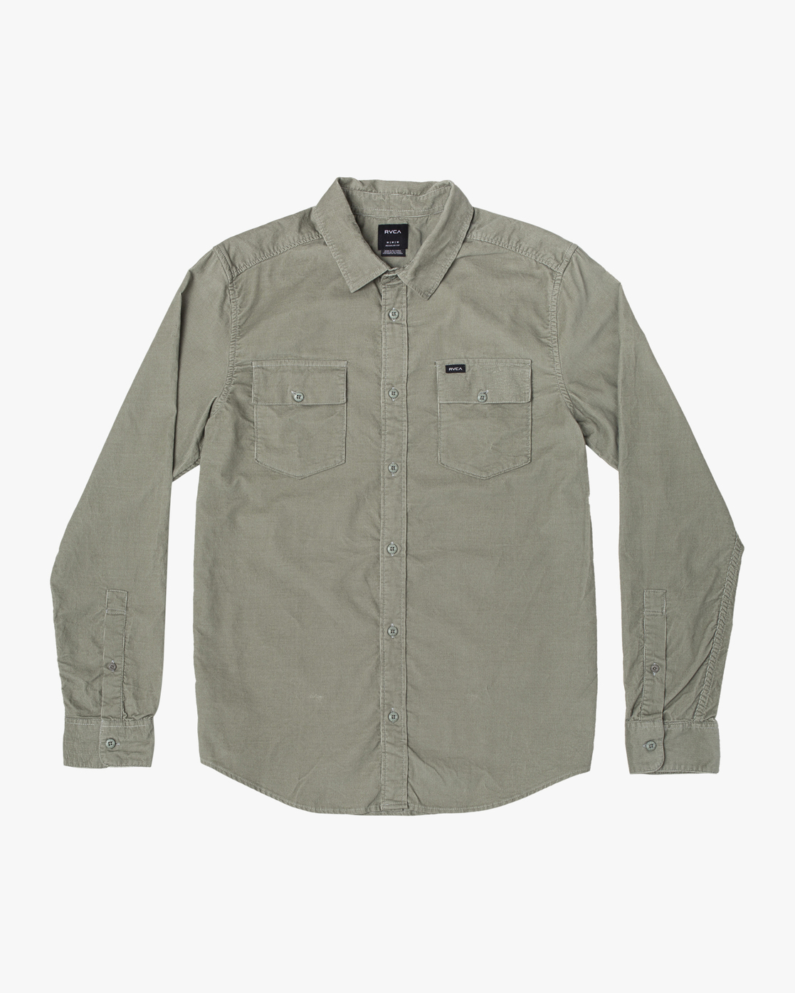 1 Freeman - Long Sleeve Shirt for Men  U1SHRQRVF0 RVCA