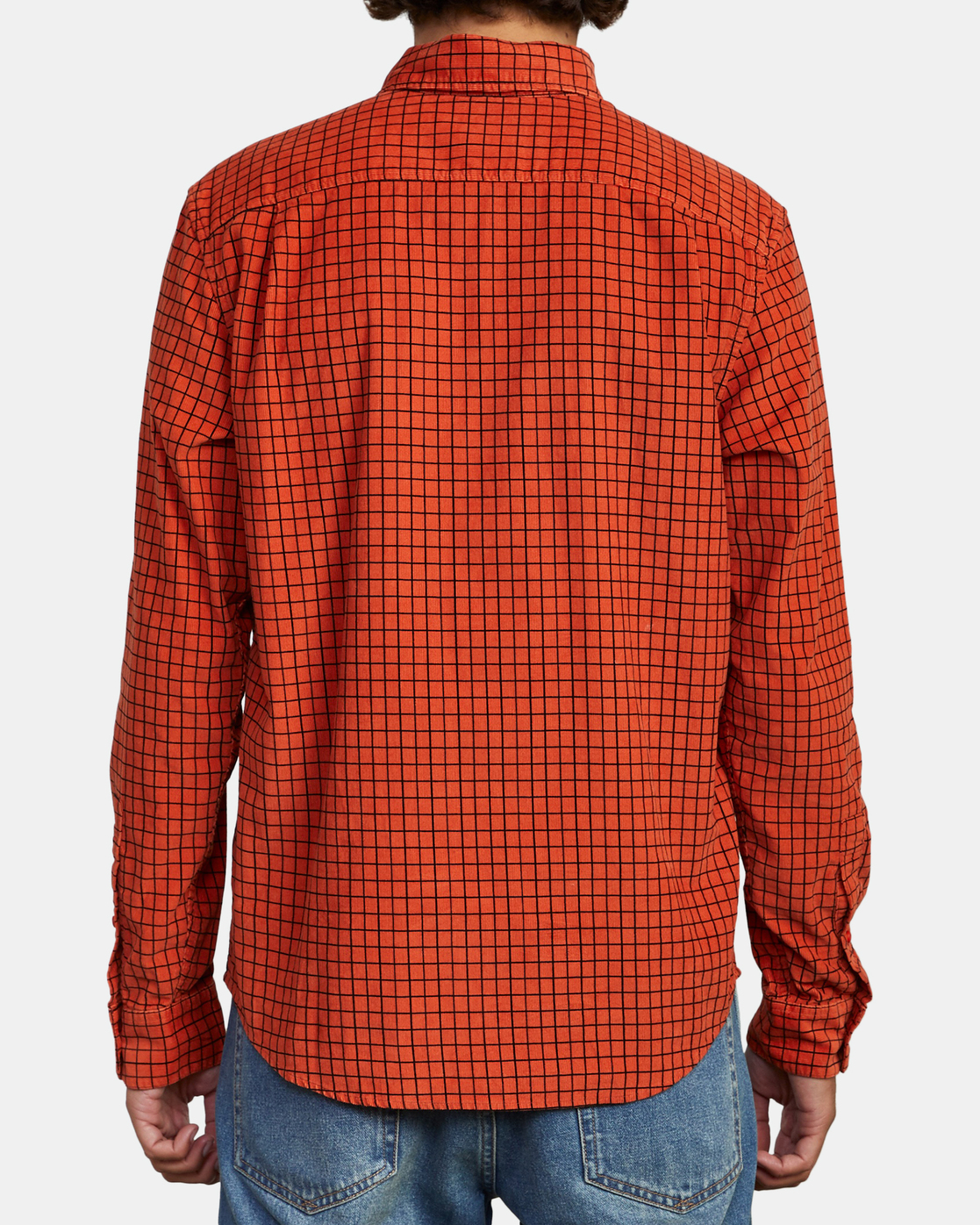 5 Freeman - Long Sleeve Shirt for Men  U1SHRQRVF0 RVCA