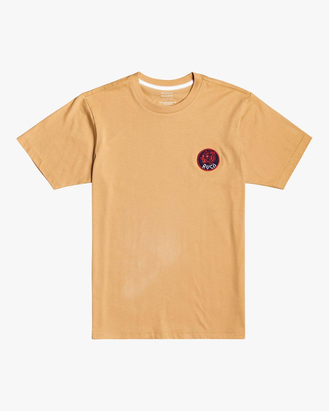 1 Dynasty - T-shirt pour Homme Bleu U1SSSCRVF0 RVCA