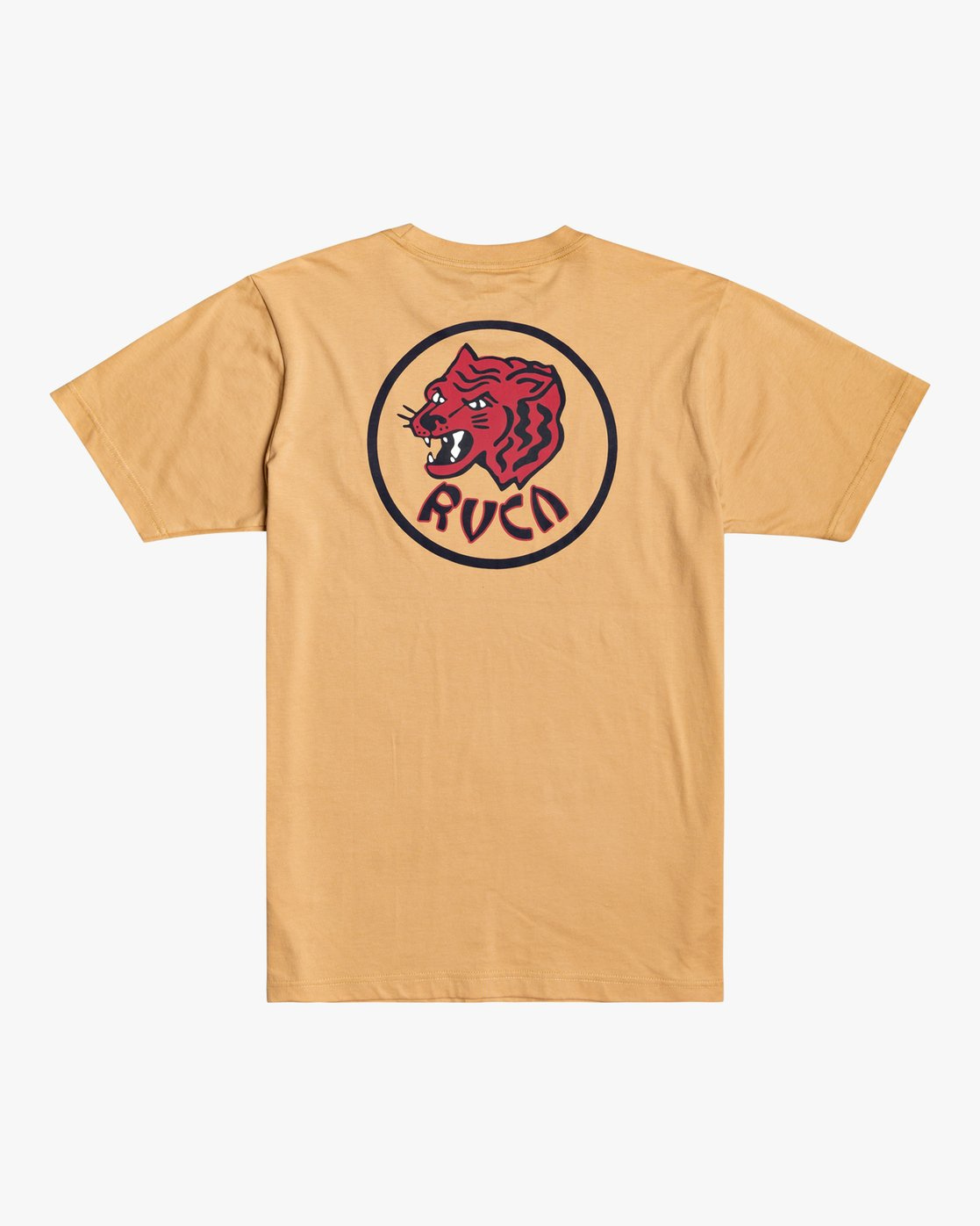 0 Dynasty - T-shirt pour Homme Bleu U1SSSCRVF0 RVCA