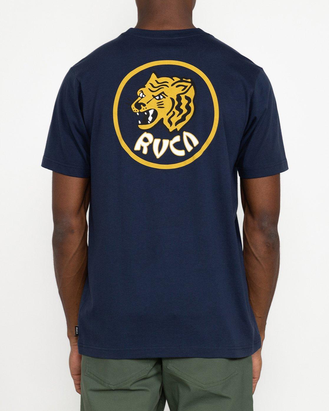 5 Dynasty - T-shirt pour Homme  U1SSSCRVF0 RVCA