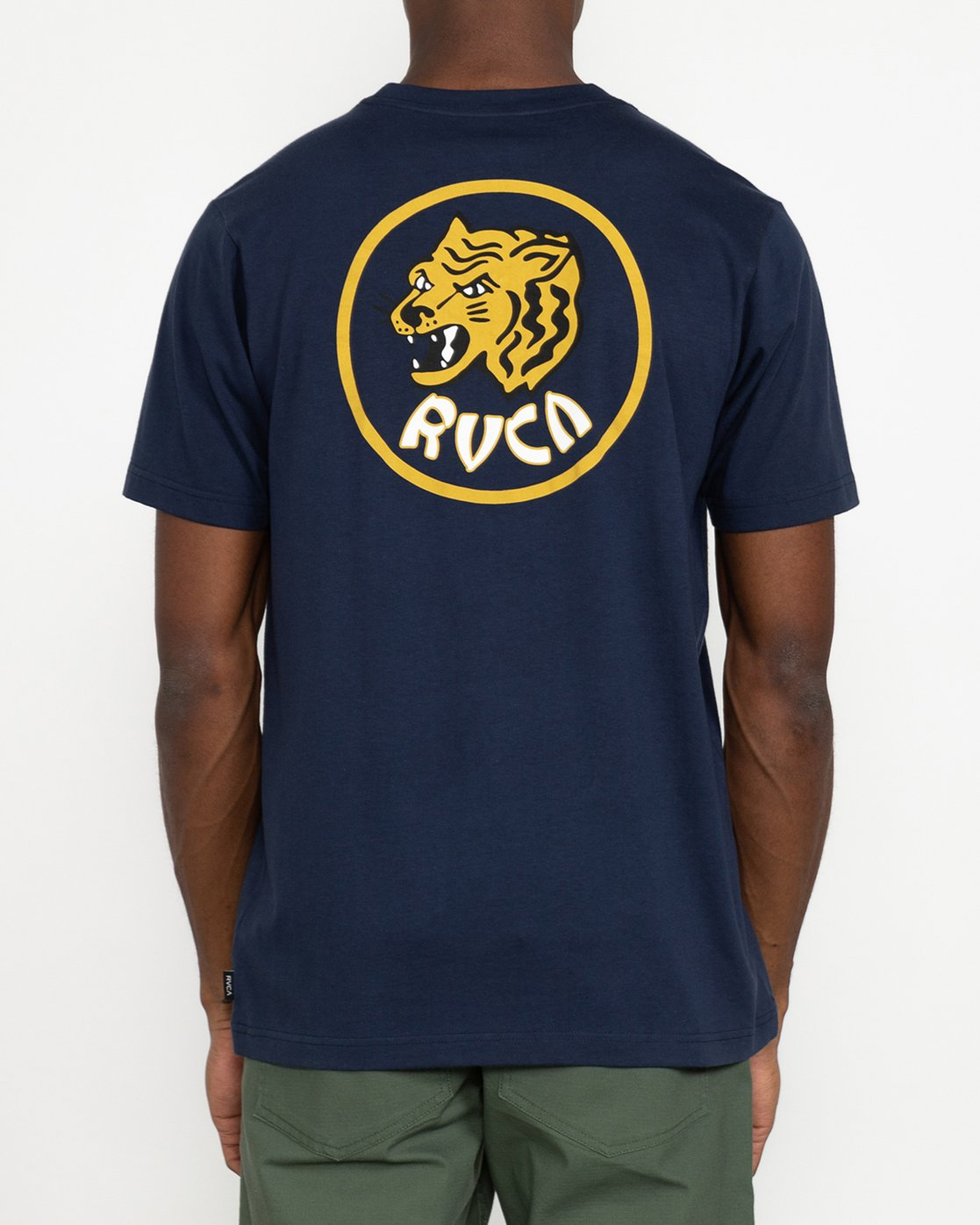 3 Dynasty - T-shirt pour Homme  U1SSSCRVF0 RVCA