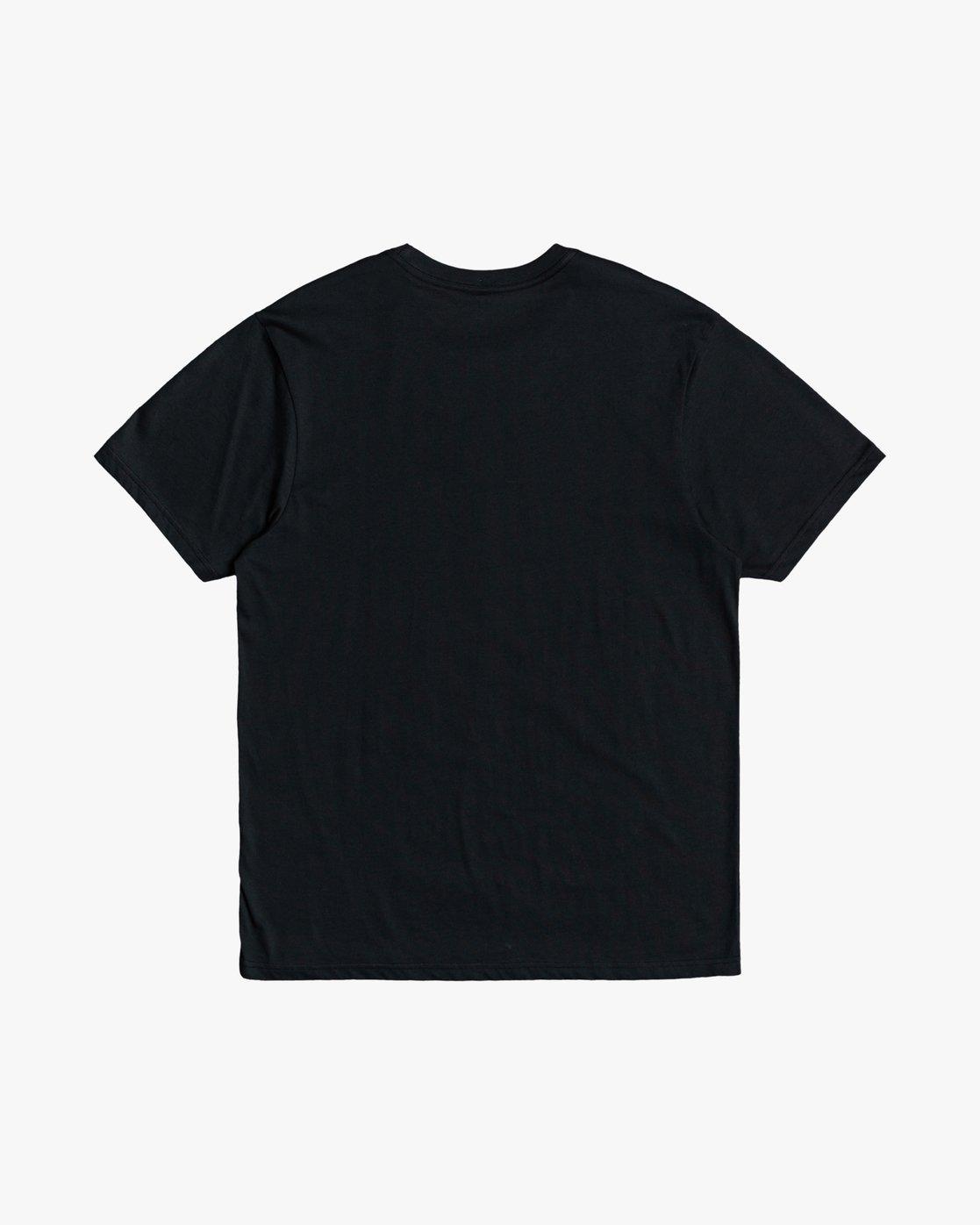 1 Nuclear Paradise - T-Shirt for Men Black U1SSSGRVF0 RVCA