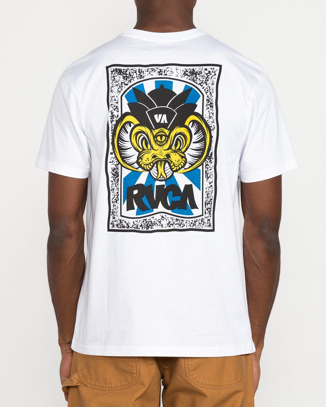 7 Roberto Rodriguez Redondo - T-Shirt for Men White U1SSSPRVF0 RVCA