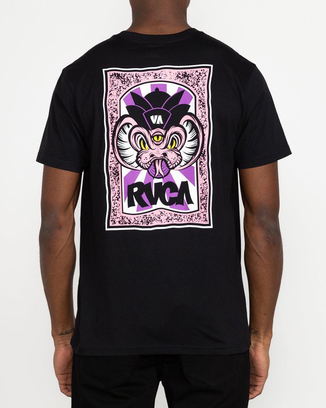 7 Roberto Rodriguez Redondo - T-Shirt for Men Black U1SSSPRVF0 RVCA