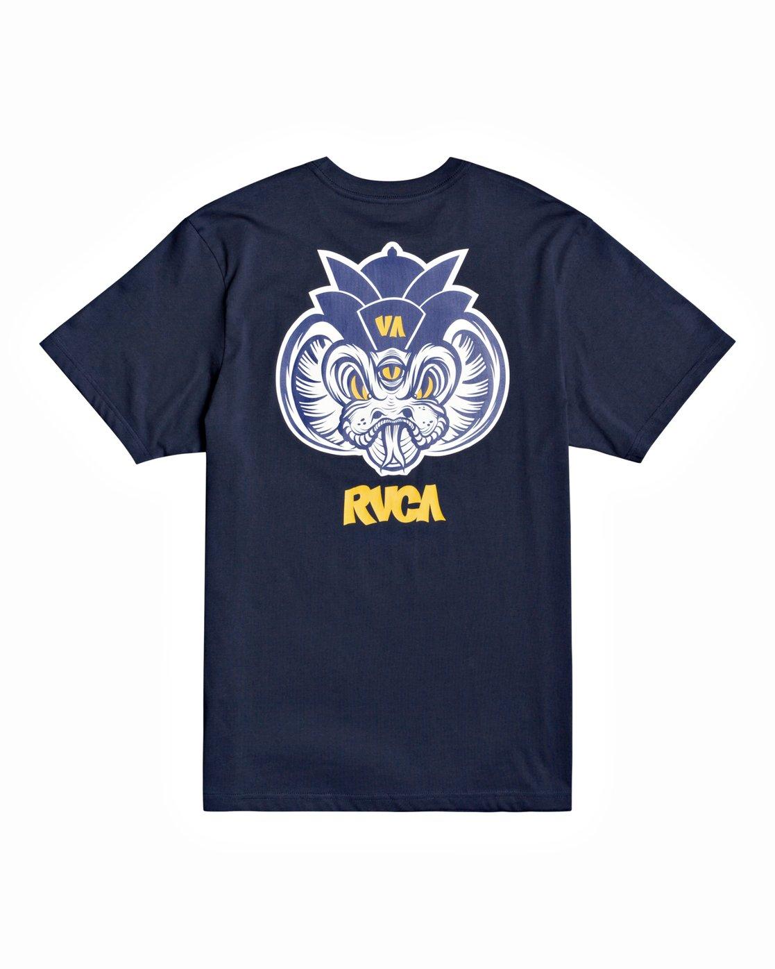 0 Roberto Rodriguez Redondo Snake - T-Shirt for Men  U1SSSQRVF0 RVCA