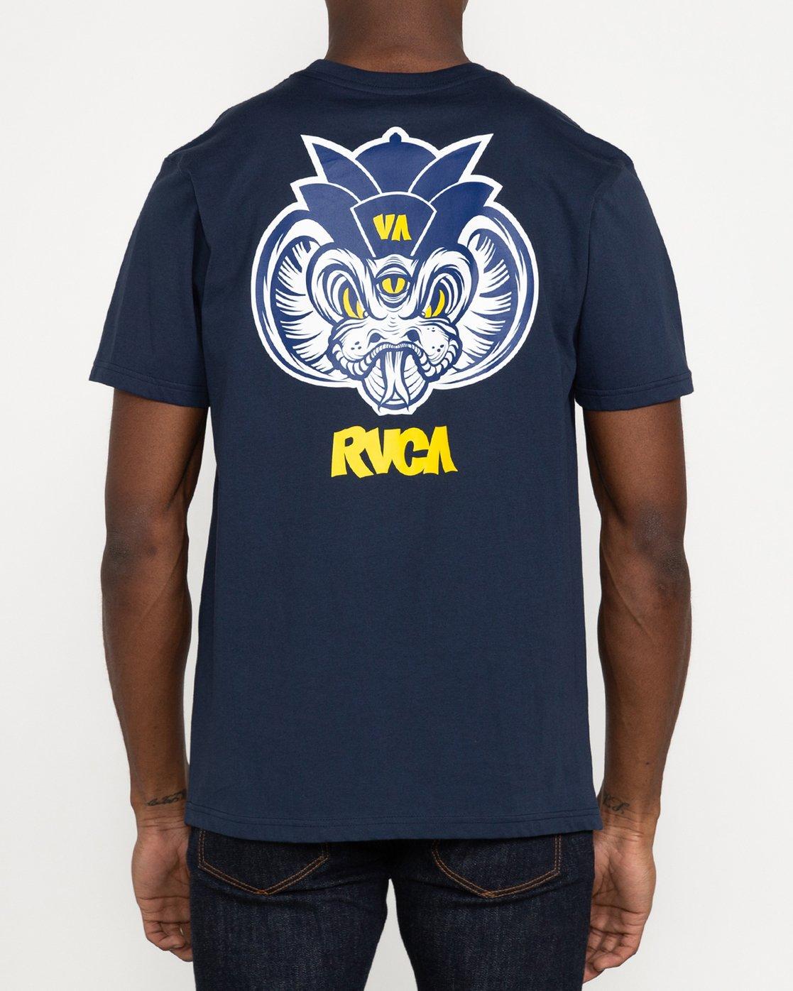 7 Roberto Rodriguez Redondo Snake - T-Shirt for Men  U1SSSQRVF0 RVCA