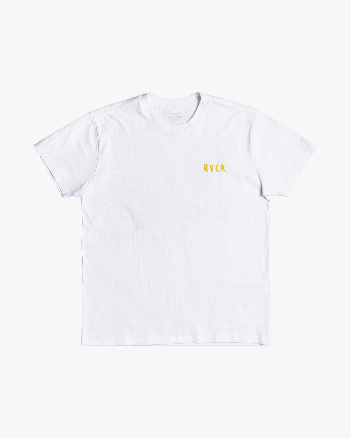 1 Sb Tarot - T-Shirt for Men White U1SSSVRVF0 RVCA