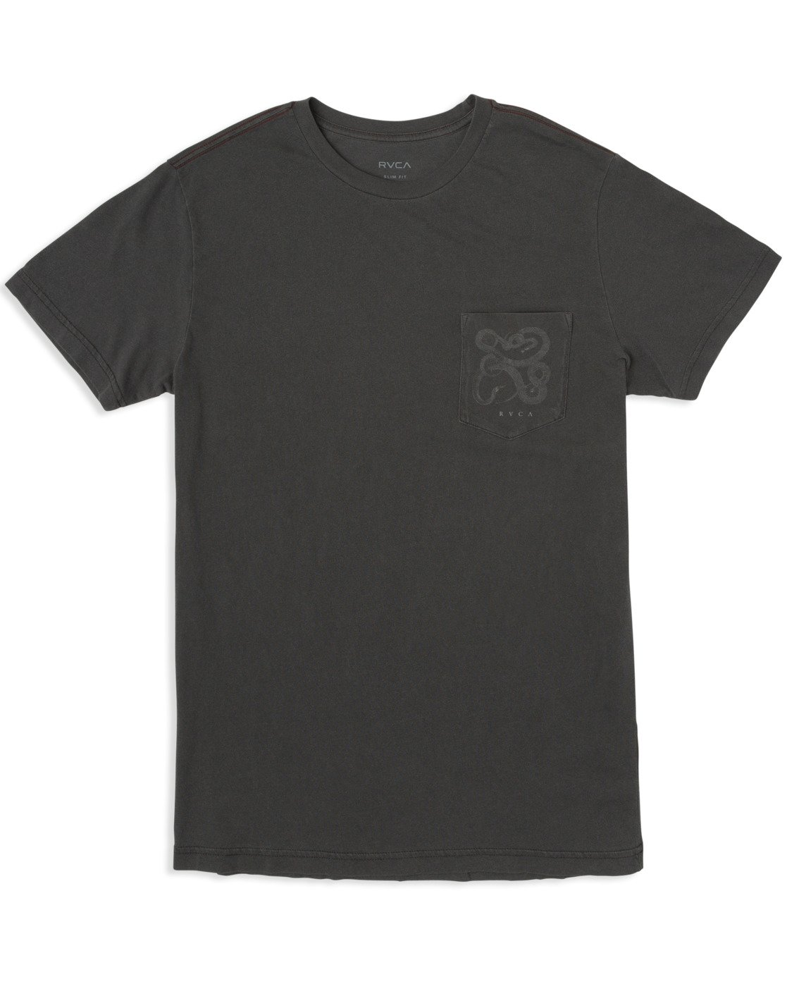 0 Bull Snake - T-Shirt for Men Black U1SSVDRVF0 RVCA