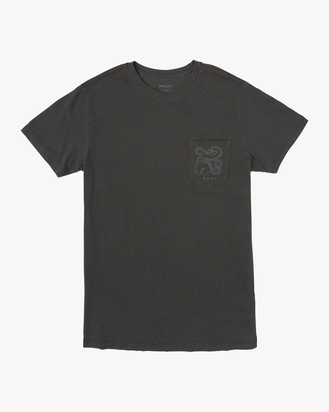 2 Bull Snake - T-Shirt for Men Black U1SSVDRVF0 RVCA