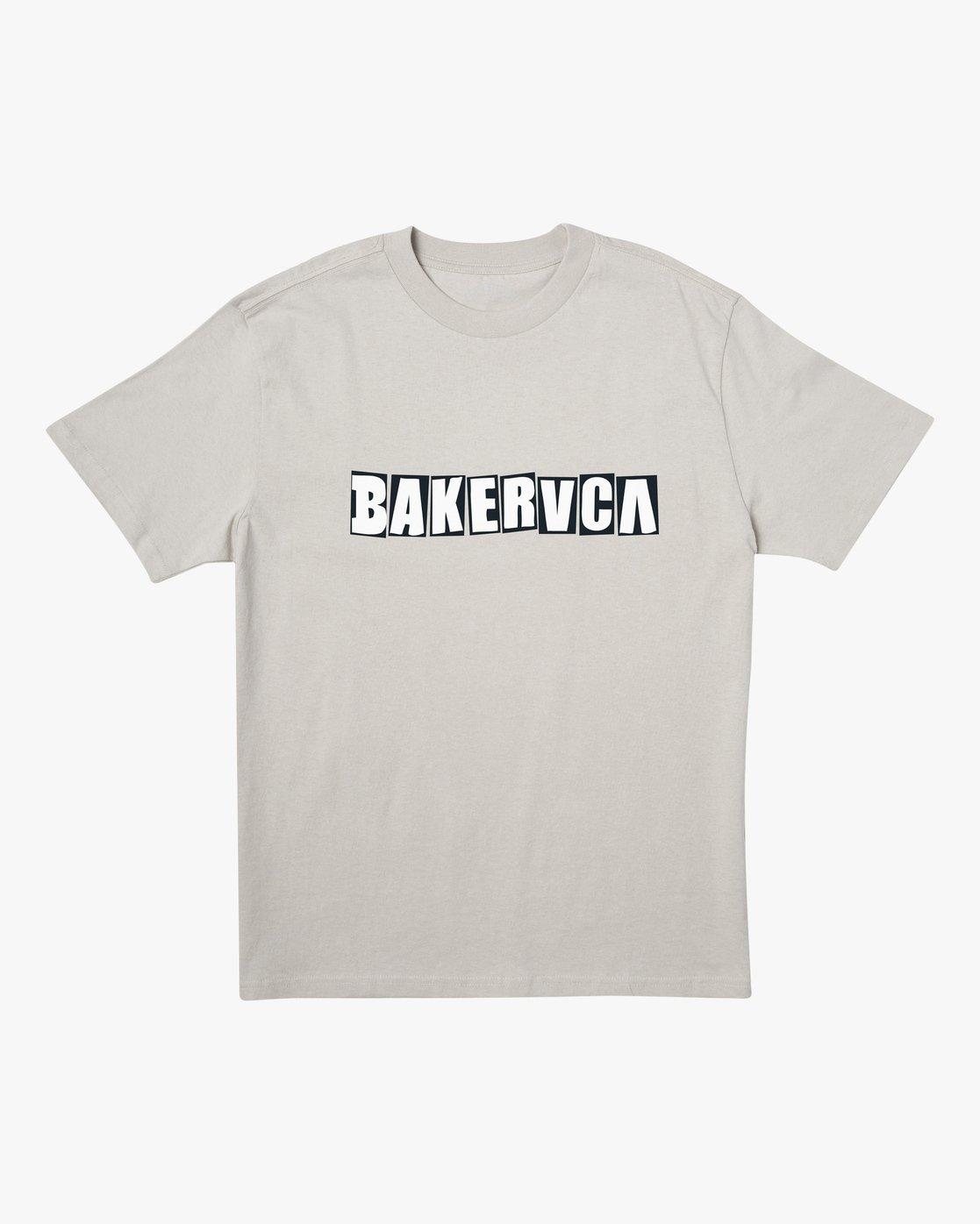 0 Baker Ransom - T-shirt pour Homme  U1SSVHRVF0 RVCA