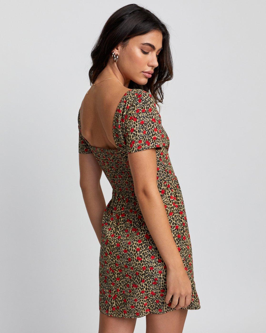 3 Fenced - Dress for Women  U3DRRARVF0 RVCA