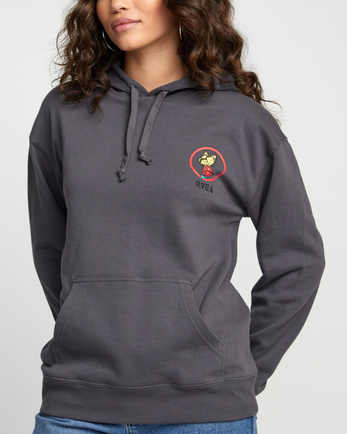 2 Nothing Po - Hoodie for Women  U3HORARVF0 RVCA