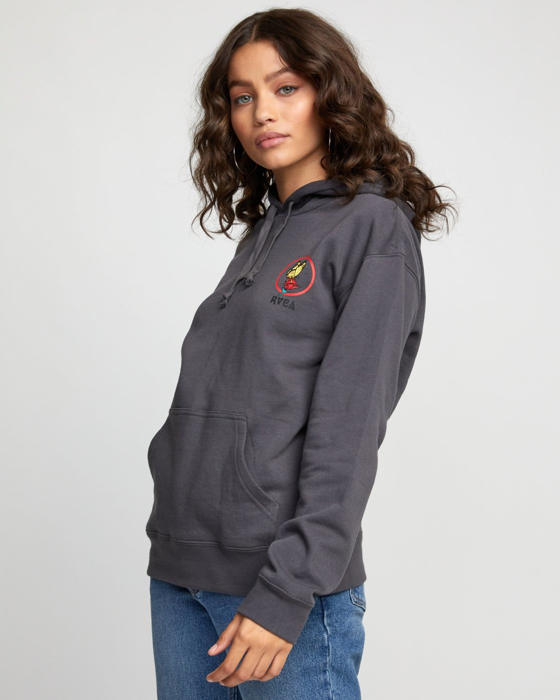 3 Nothing Po - Hoodie for Women  U3HORARVF0 RVCA