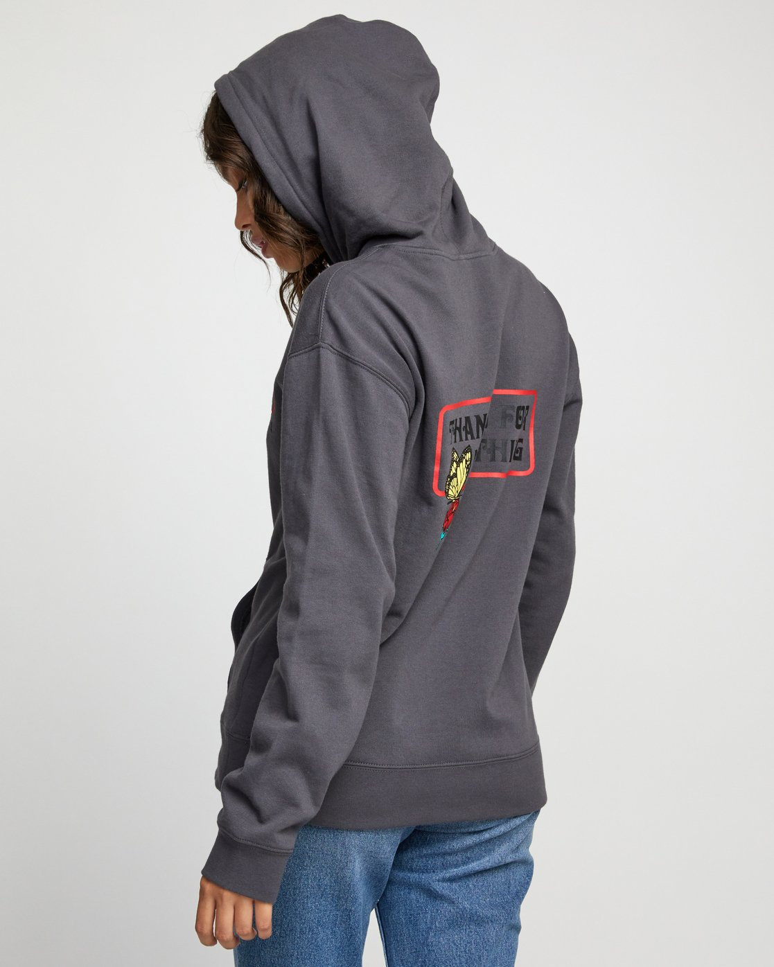 4 Nothing Po - Hoodie for Women  U3HORARVF0 RVCA
