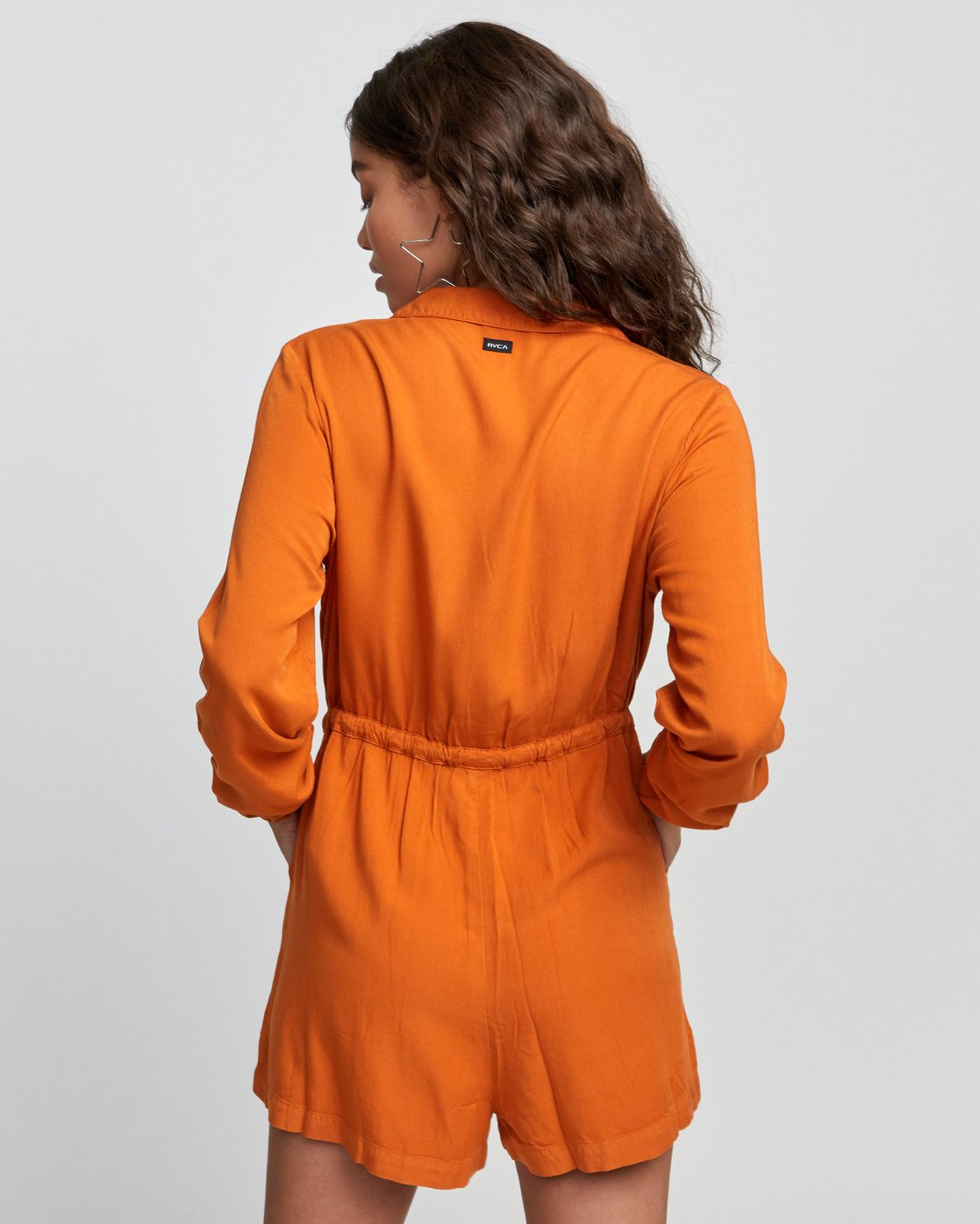 1 Desert Daze - Jumpsuit for Women Orange U3ONRDRVF0 RVCA
