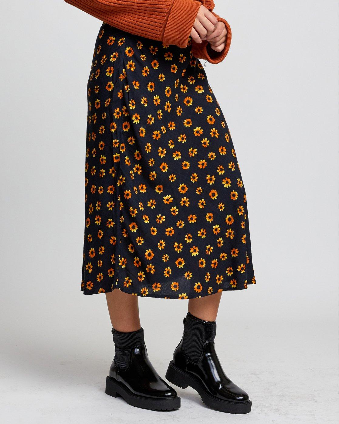 2 Annika - Jupe pour Femme Noir U3SKRBRVF0 RVCA
