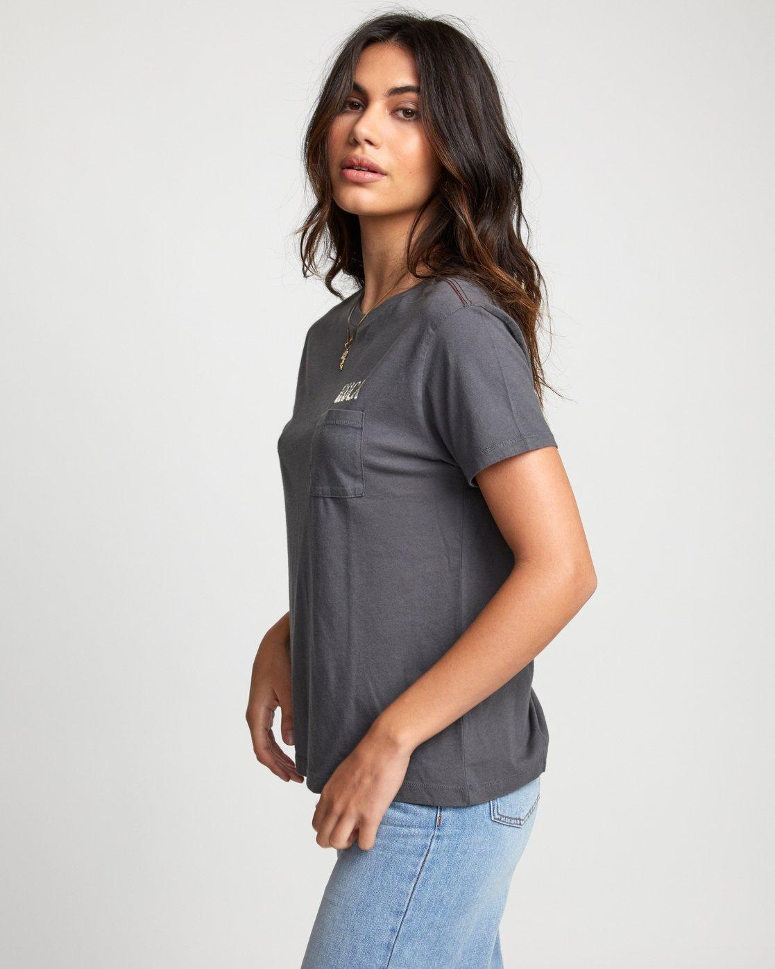 4 Tourist Trap - T-Shirt for Women  U3SSRFRVF0 RVCA