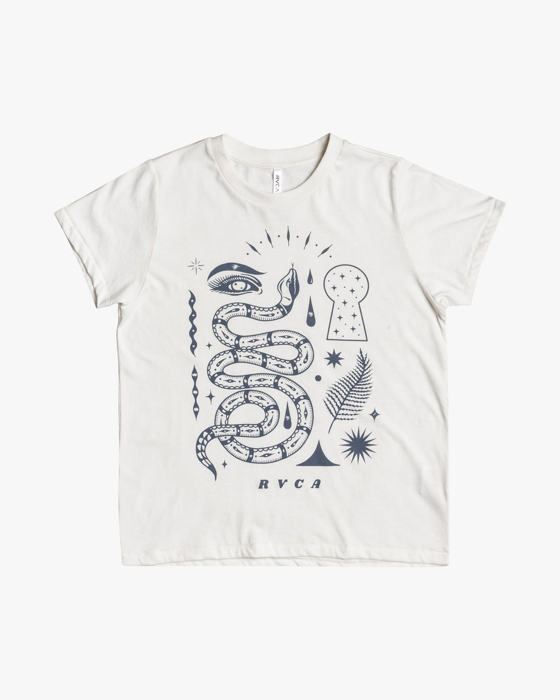 0 Jesse Brown - T-Shirt for Women White U3SSRTRVF0 RVCA