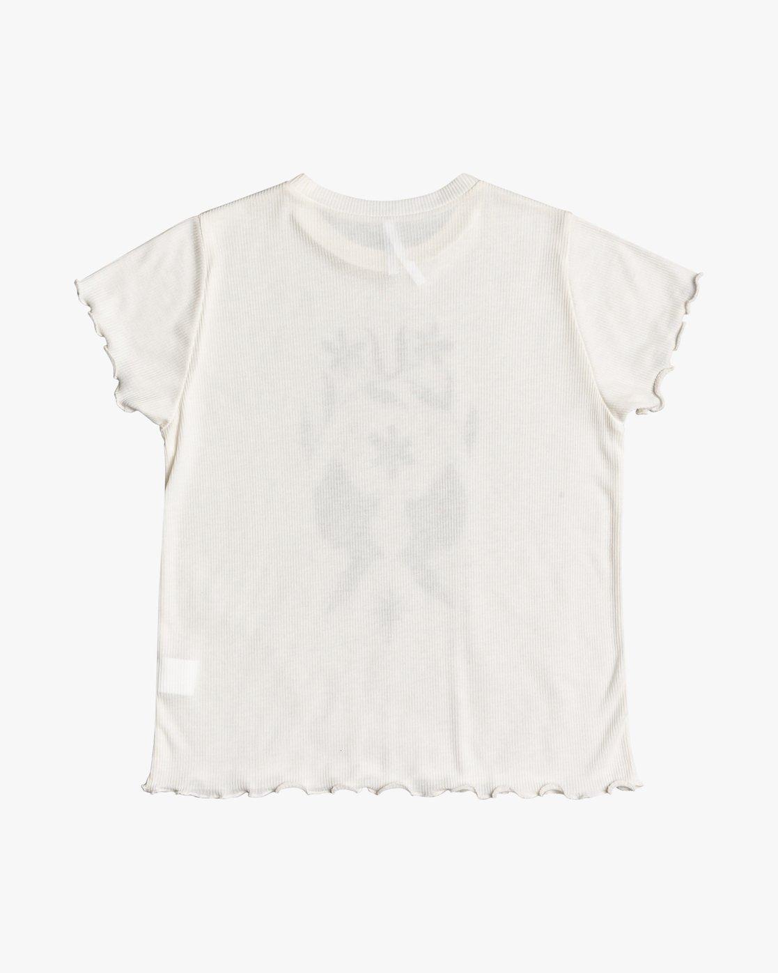 3 Johanna Olk Twin - T-Shirt for Women White U3SSRWRVF0 RVCA