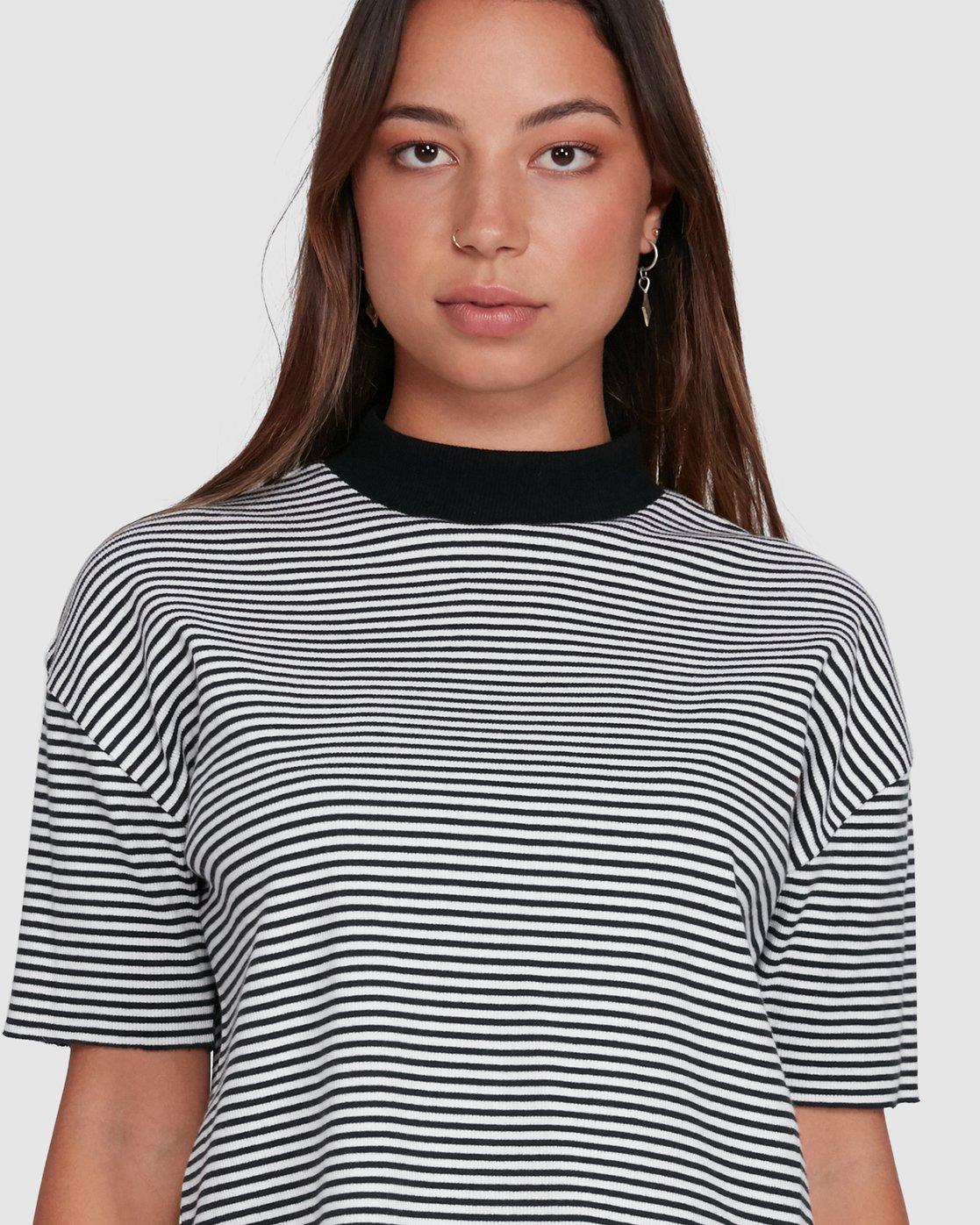 2 Stacey Rozich Eye See All - T-Shirt for Women Black U3TPRHRVF0 RVCA