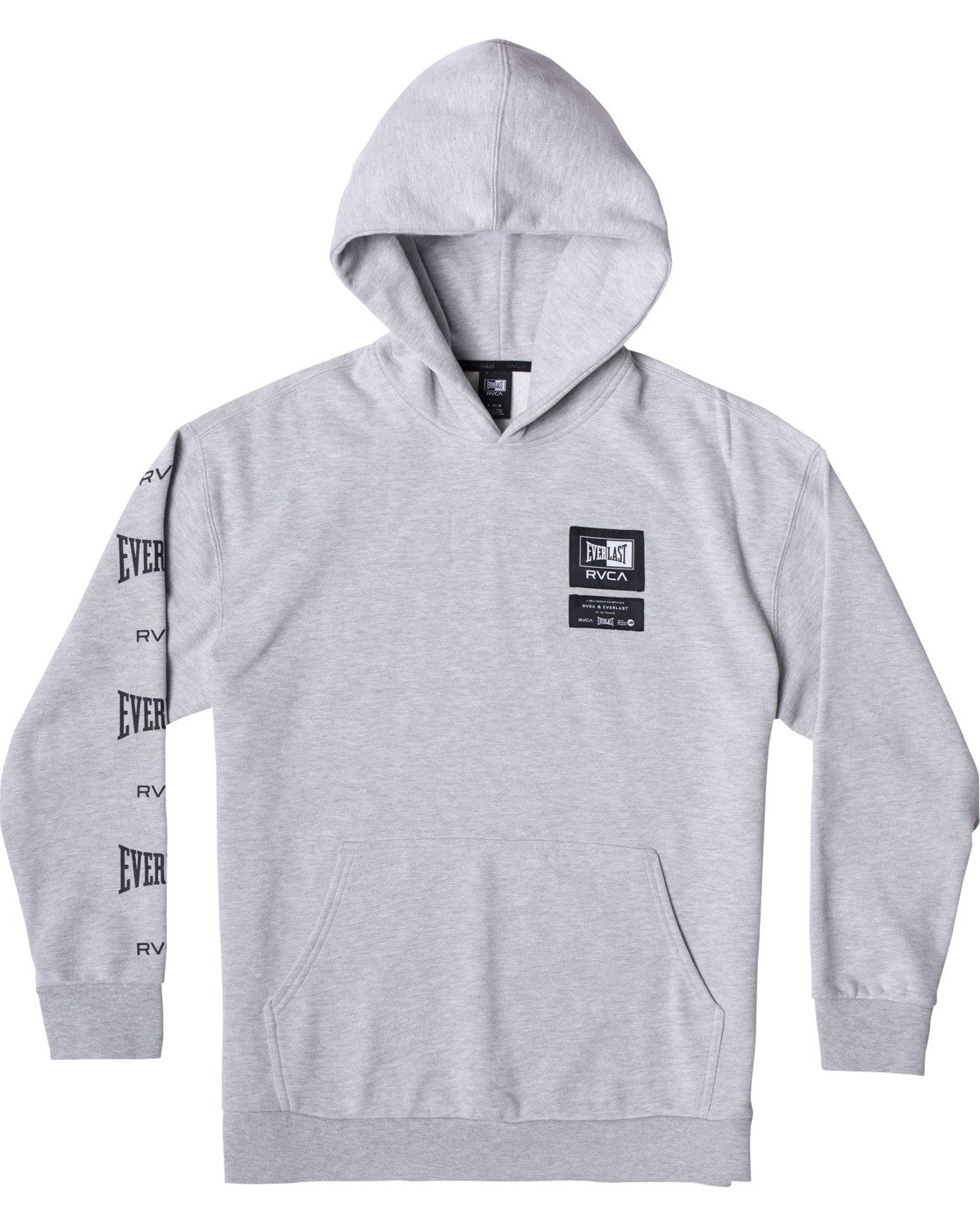 0 Everlast Sport - Hoodie for Men Grey U4HOEARVF0 RVCA